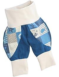 Pantalon bouffant Pantalon Bébé Pantalon Violet Enfant Cord Pantalon de travail à main de qualité Maritim Bleu