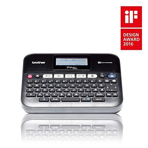 Brother pt-d450vp Professional Desktop Kennzeichnung Maschine