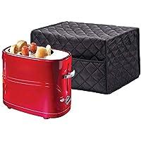 QEES JJZ102 - Funda para tostadora de perro caliente de algodón grueso, accesorio de tostadora para perros calientes, funda protectora para utensilios pequeños de cocina