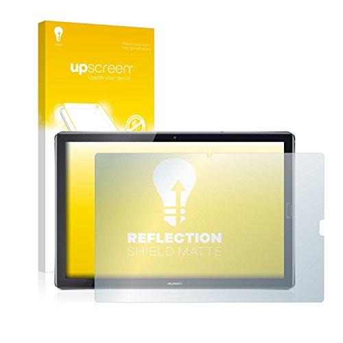 upscreen Matt Schutzfolie kompatibel mit Huawei MediaPad M5 10.8 - Entspiegelt, Anti-Reflex, Anti-Fingerprint