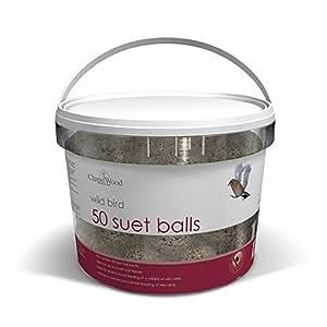 Chapelwood 50 Tub Suet Balls