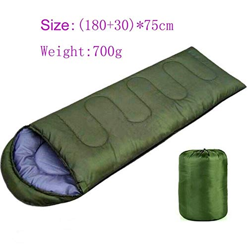 GZSC Saco Dormir 0.7-1.3kg Saco Dormir for Acampar