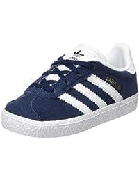 cheap for discount 4fd06 c6a5c Adidas Gazelle I, Scarpe da Ginnastica Unisex – Bambini