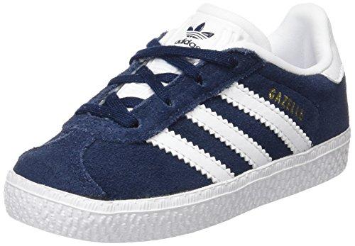 adidas Unisex Baby Gazelle I Sneaker, 23.5 EU