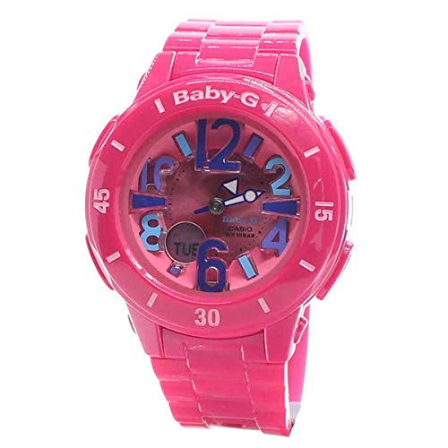 Casio Damas Watch Baby-G Neon Illuminator Reloj BGA-171-4B1