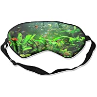 Aquarium Goldfish 99% Eyeshade Blinders Sleeping Eye Patch Eye Mask Blindfold For Travel Insomnia Meditation preisvergleich bei billige-tabletten.eu