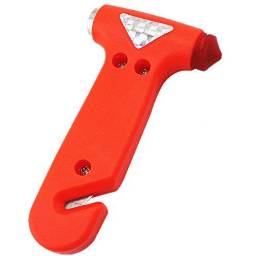 Preisvergleich Produktbild Combo Auto Sicherheitshammer Notausstieg Hammer zerbrochene Glas-Schneidemaschine lebensrettende Notfallrettung Werkzeug