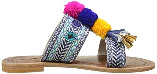 Antik Batik Damen Koshi Zehentrenner Multicolore (Multico)
