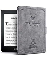 DATOUDATOU para Amazon Kindle Paperwhite 2018 Liberado Nuevo e-Book Kindle Paperwhite 4 Casual de