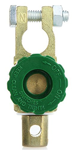 SaySure - Universal Battery Terminal Link Switch Quick Cut-off Disconnect -