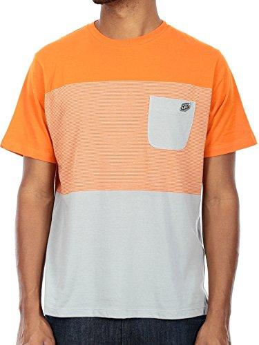 Troy Lee Designs T-Shirt Gripper Orange