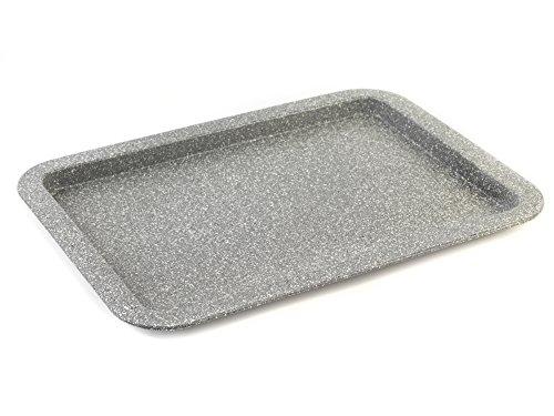 Plaque à pâtisserie grise Salter BW02775G Collection Marbre de 38cm