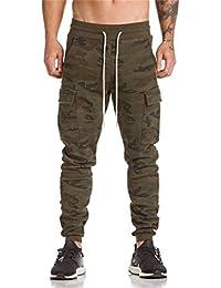 Pantalons Hommes Joggers Cargo Hommes Jeans Pantalons Jogg Único Jeans  Pantalons Décontractés Pantalons De Jogging Pantalon 595df5c67b1f