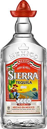 Sierra Tequila Weiss 38% 0.7 l Inhalt: 6 FL