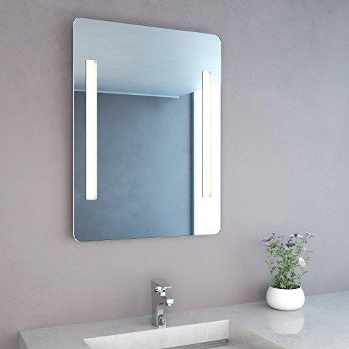 Bad Spiegel - inklusive energiesparender LED-Beleuchtung