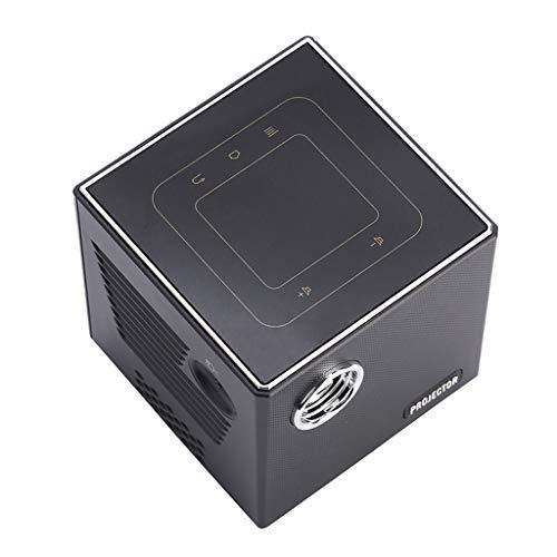 Altsommer Voller HD Mini tragbarer Projektor, WiFi