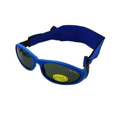 Baby Blue) (Wrap Sunglasses