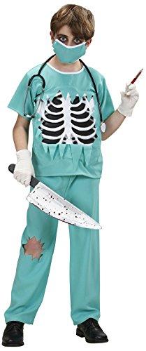 Widmann 76656, Halloweenkostüm - Horrorkostüm für Kinder