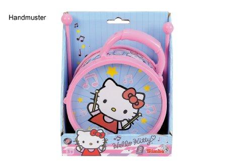 Imagen 2 de Simba Toys 106835364 - Tambor de Hello Kitty [importado de Alemania]