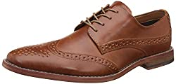 Call It Spring Mens Unaredda Light Brown Formal Shoes - 7 UK/India (41 EU) (8US)