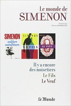MONDE DE SIMENON T29 PATERNITE de GEORGES SIMENON ,PIERRE ASSOULINE ( 5 janvier 2012 )