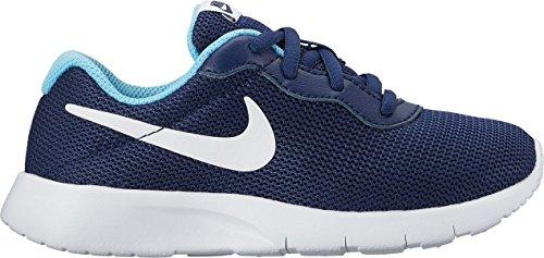 Nike Tanjun (Ps) binary Blau Weiß vivid sky wh  Amazon   Sport ... Sehr gute Farbe