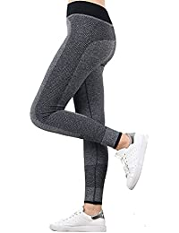 U.S. CROWN Women's Polyester Yoga Pants