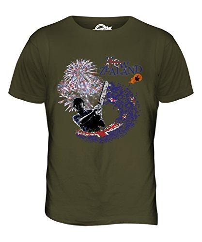 CandyMix Neuseeland Herren T Shirt Khaki Grün