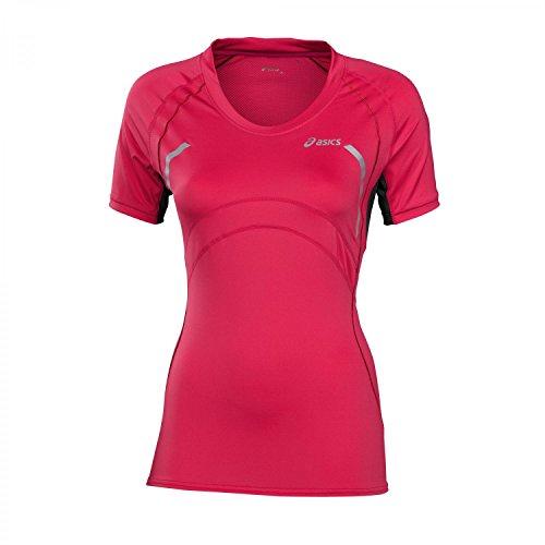 ASICS LADY Scoop Neck Manica Corta T-Shirt - XL