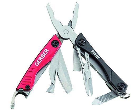 gerber-mini-tool-dime-gris-rouge-pince-lame-ciseaux