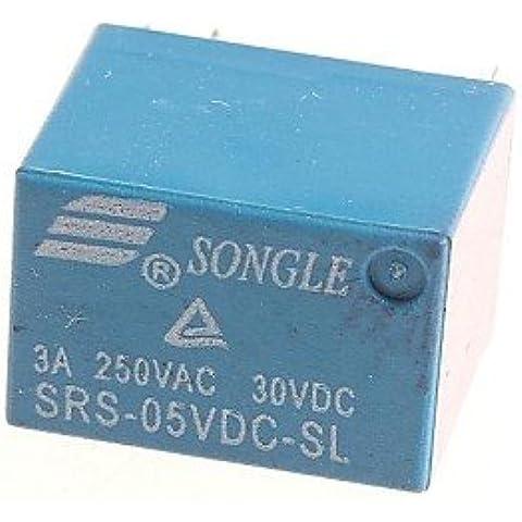 DNGY*4100 relè 6 pin DC 5V SRS-05vdc-SL