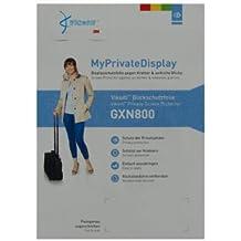 Vikuiti MyPrivateDisplay Protector de Pantalla y privacidad GXN800 de 3M para DooGee Turbo DG2014, Ultra-fina y resistente - Apta para dispositivos con pantalla táctil