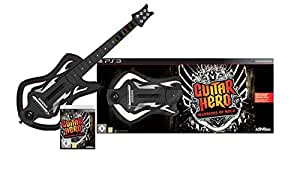Guitar Hero 6: Warriors of Rock - Guitar Bundle (Wii)