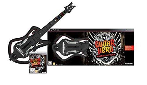 Guitar Hero: Warriors of Rock inkl. Gitarren-Controller (Französisch Gitarre)