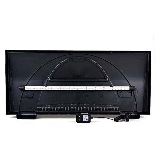 Diversa Aquarium Abdeckung LED Serie, mit modernem EXPERT LED Modul (80 x 35 cm) - 2