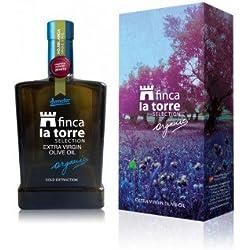 Aceite de Oliva Virgen Extra Hojiblanca Finca La Torre 250 ML