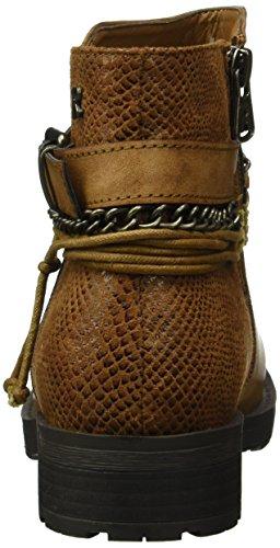 Refresh 62129, Stivali Corti Donna Marrone (Braun (Camel))