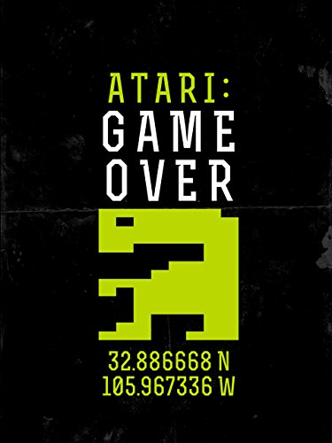 ATARI: Game Over Cover