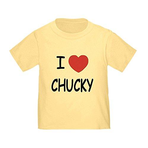 �r Kinder, I heart CHUCKY - (Chucky-shirt Für Kinder)