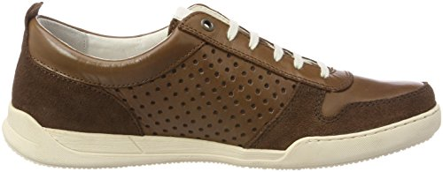 Camel Active Light 11, Sneakers Basses Homme Marron (Bison)