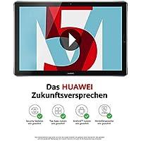 Huawei MediaPad M5 27,43 cm (10,8 Zoll) Tablet-PC (WiFi, 32 GB interner Speicher, 4 GB RAM, OctaCore Prozessor, Android 7.0), grau