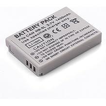 Rusty Bob - NB-5L Canon PowerShot SX200 IS S100 SX220 SX210 IS SA SX230 / Ixus 950 960 970 980 990 resultados (de primera calidad) - Sólo la batería