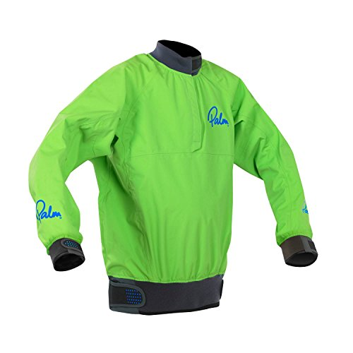 Palm Vector Junior Kayak Jacket Lime 11471 Junior Sizes - JUNIOR Large
