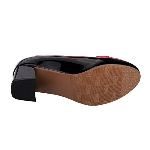 Adee Chaussures À Talons Noires Pour Femmes