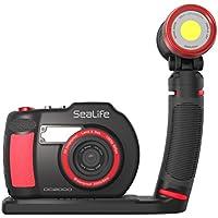 Sealife SL744 DC2000 Pro Light Kamera-Set schwarz/rot