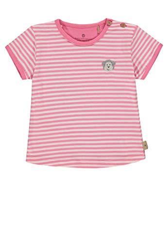Bellybutton mother nature & me Baby-Mädchen 1/4 Arm T-Shirt, Rosa (Bubblegum 2067), Herstellergröße: 92 -