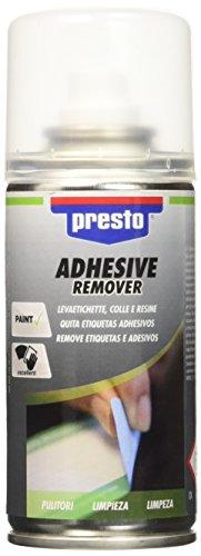 Presto 384257 Rimuovi Etichette e Adesivi, 150 ml, Trasparente