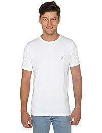 Bombay High Men's 100% Cotton Round Neck T-Shirt