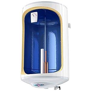 30 50 80 100 120 150 L Liter wandhängender Boiler Warmwasserspeicher mit 1,2 bis 3 kW 230 Volt Heizleistung Elektro