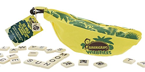 Wild Tiles Bananagrams Word Game
